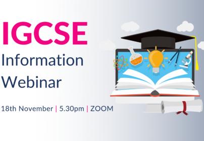 IGCSE Information Evening