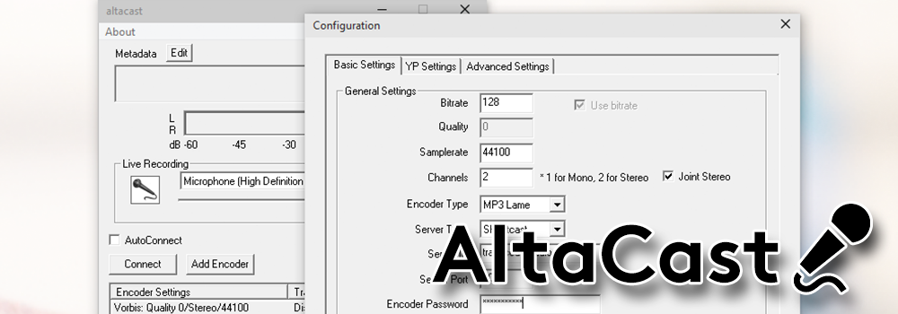 AltaCast Radio Automation Software