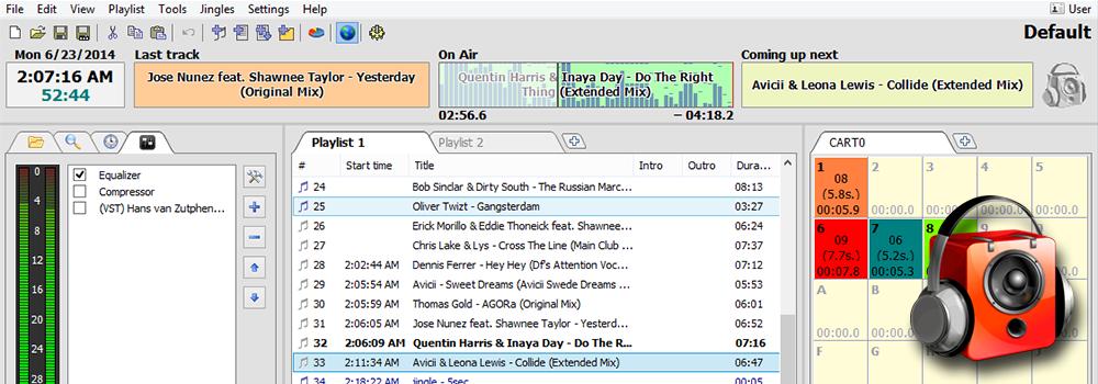 RadioBOSS Radio Automation Software