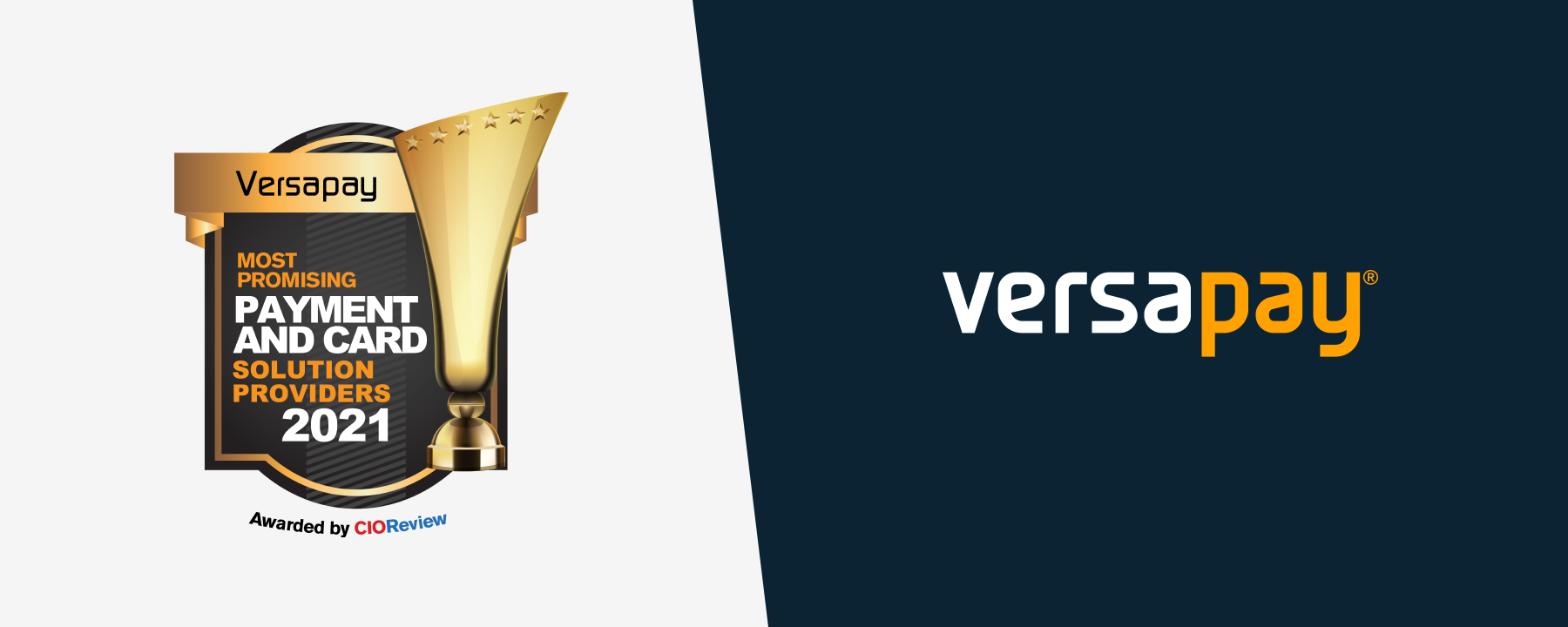 Versapay Named Most Promising Payment and Card Solution Provider of 2021