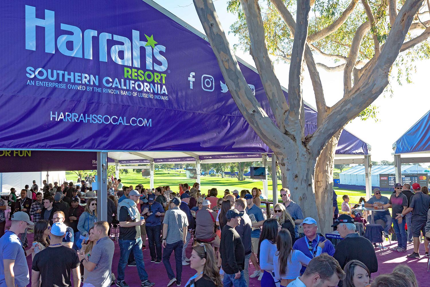The Fringe at Farmers Insurance Open